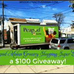 Peapod Makes Grocery Shopping Super Easy + a $100 Giveaway!