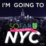 I'm Going To SoFabU On The Road NYC!
