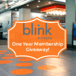 Blink Fitness Gym Review + One Year Membership Giveaway!
