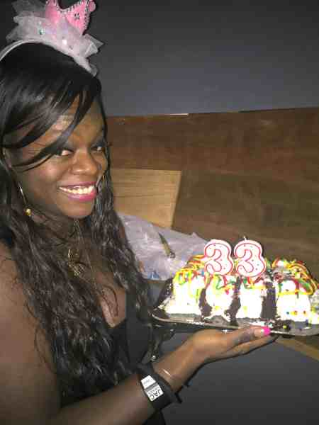 I Turned 33, and I had a BIG Ole Celebration!