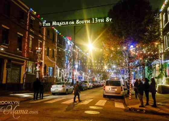 Miracle On South 13th Street: A Philadelphia Christmas Treasure