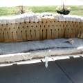 junkyard sofa