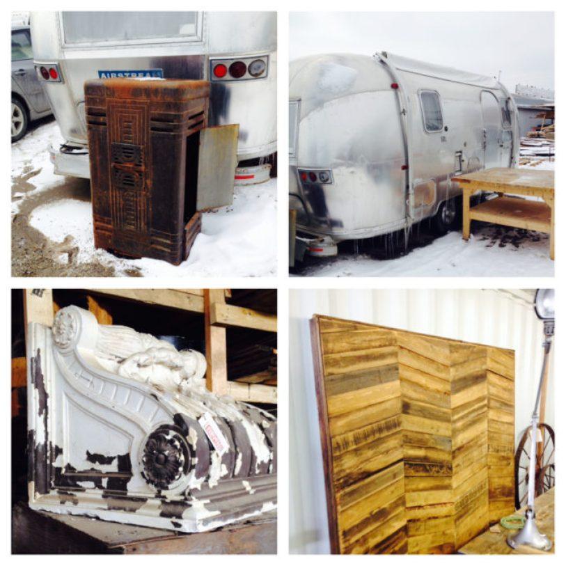 Salvage Furniture