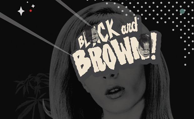 black-brown