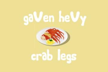 gavenhevy-crablegs