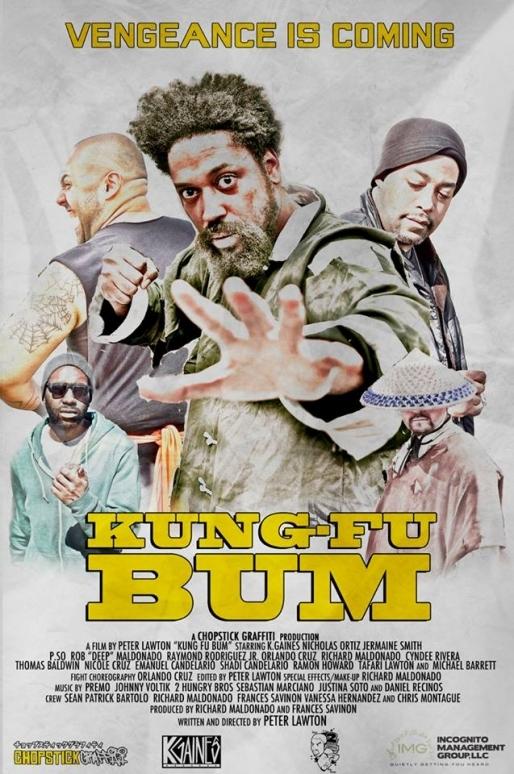 KungFuBum_Poster