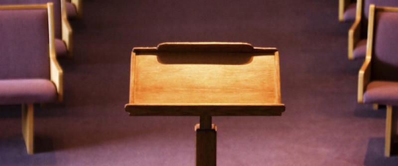 sermon-pulpit
