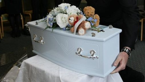 child-funeral