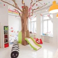 Детская игровая комната в библиотеке