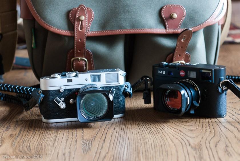 My Leicas
