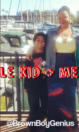 Britni + Le Kid