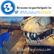 3 Reasons to Participate in #MuseumWeek