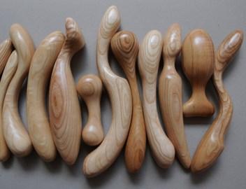 wooden dildos