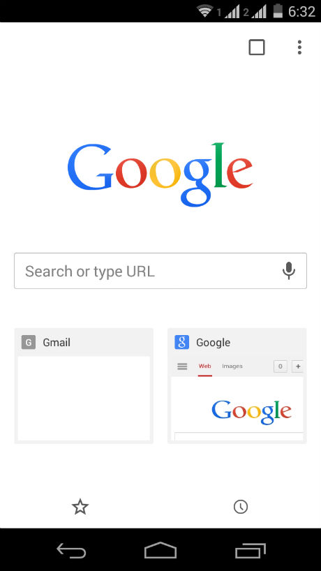 Chrome Beta For Android Gets Material Design And