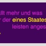 """Screen-Shot einer Haiku-Strophe aus dem Poetry-Text der PolitikerInnen-Worte """"Zwar Libyen"""""""
