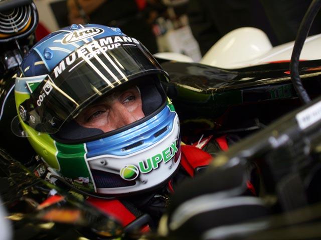 Chanoch Nissany mostra seu talento (rs) na Minardi