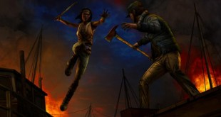 The Walking Dead Michonne A Telltale Miniseries