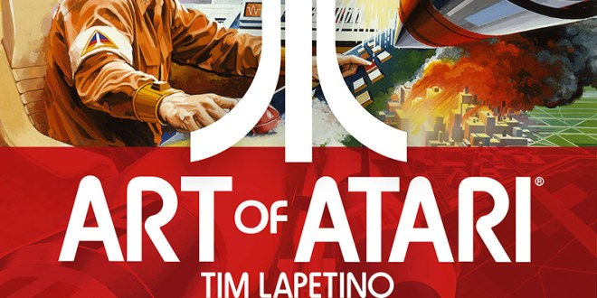 Deluxe Atari art book announced by Dynamite