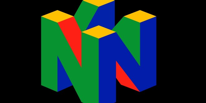 Happy 20th Birthday Nintendo 64