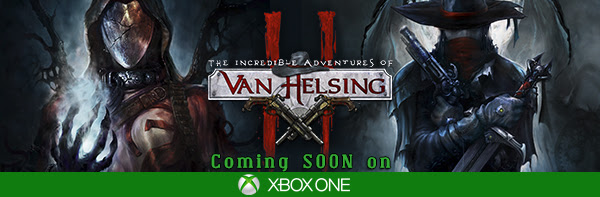 Van Helsing II hits Xbox One on July 1st