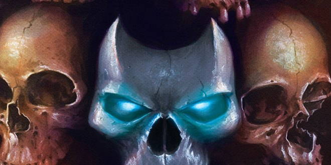 July 6th Valiant Comics Previews: Shadowman, Bloodshot Island