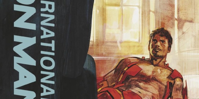 International Iron Man #5 (Comics) Preview