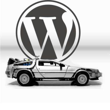 WordPress-Time-Machine