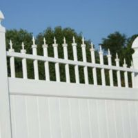 IMPERIAL VINYL PRIVACY FENCE