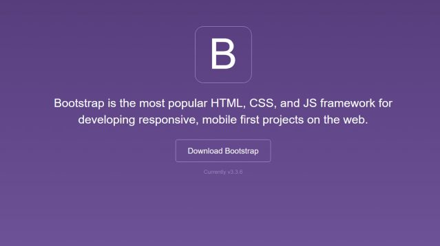 Getting Started with Bootstrap 3