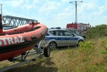 Samochód wpadł do Zalewu Siemianówka. Dwie osoby utonęły.