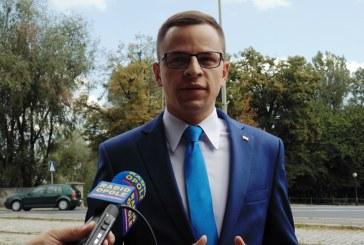 Wojciech Komarzyński kandydatem do Sejmu RP  [wideo]