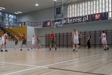 Czwarte zwycięstwo z rzędu brzeskich koszykarek