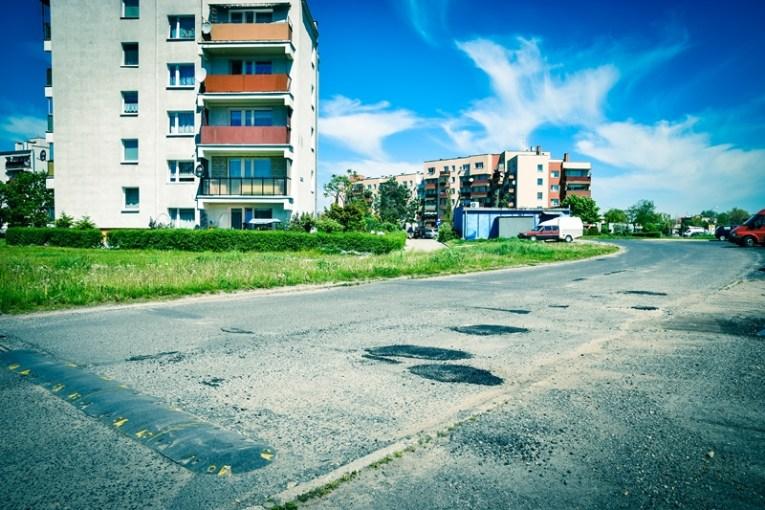 remont osiedla południowego w Brzegu