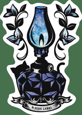 4720-ナツミオイルランプ青