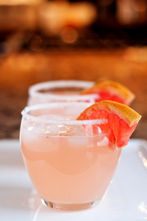 The Paloma | bsinthekitchen.com #cocktail #grapefruit #bsinthekitchen