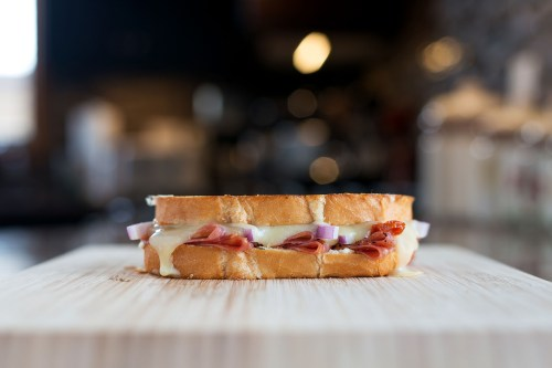 The Italian Grilled Cheese   bsinthekitchen.com #grilledcheese #sandwich #bsinthekitchen