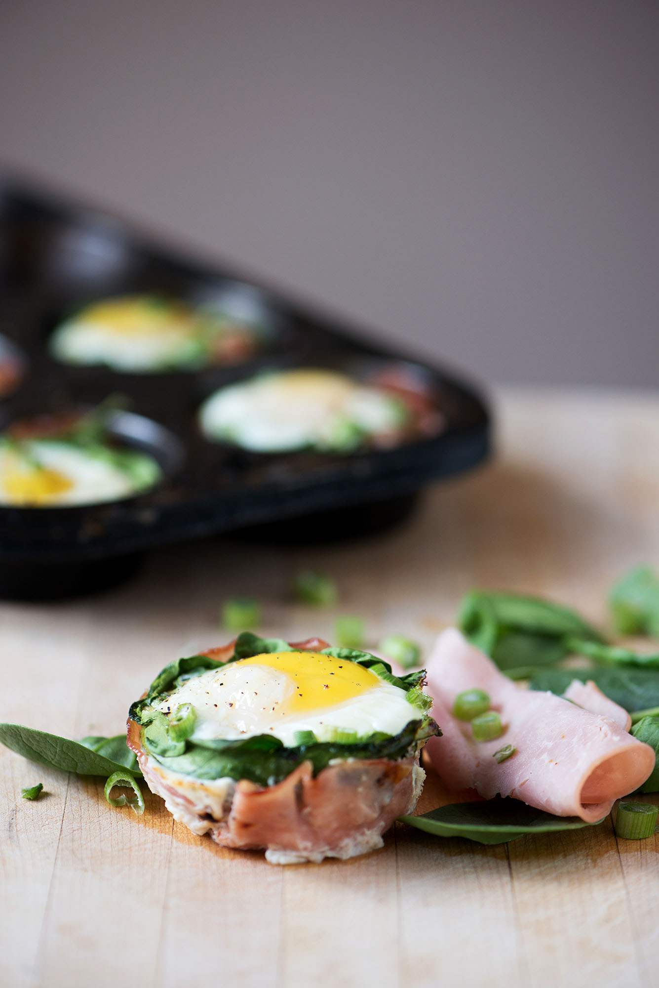Baked Egg Cups | BS\u0027 in the Kitchen