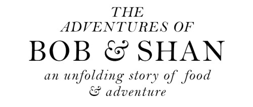 Check out The Adventures of Bob & Shan for more great recipes!