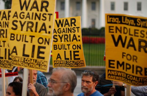 10 Facts the Mainstream Media Won't Tell You About the War in Syria