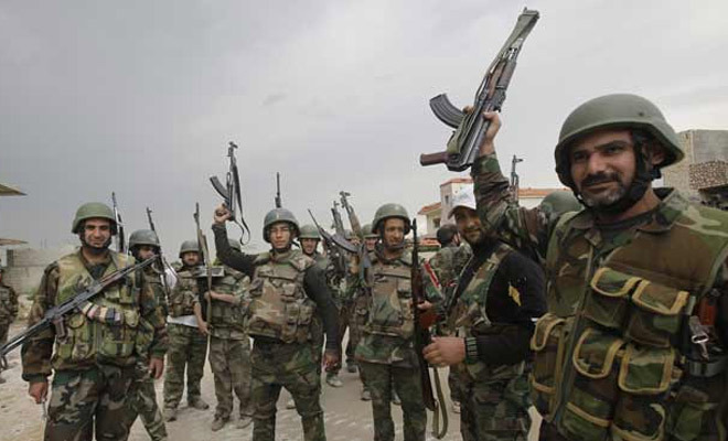 Syrian army breaks siege imposed by terrorists on Nubl and al-Zahra