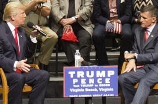 Donald Trump and General Michael T. Flynn
