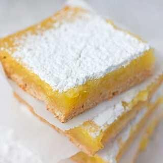 Tat Lemon Squares