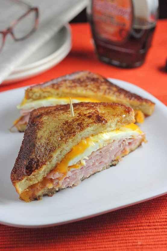 Toasted Breakfast Sandwich Recipes — Dishmaps
