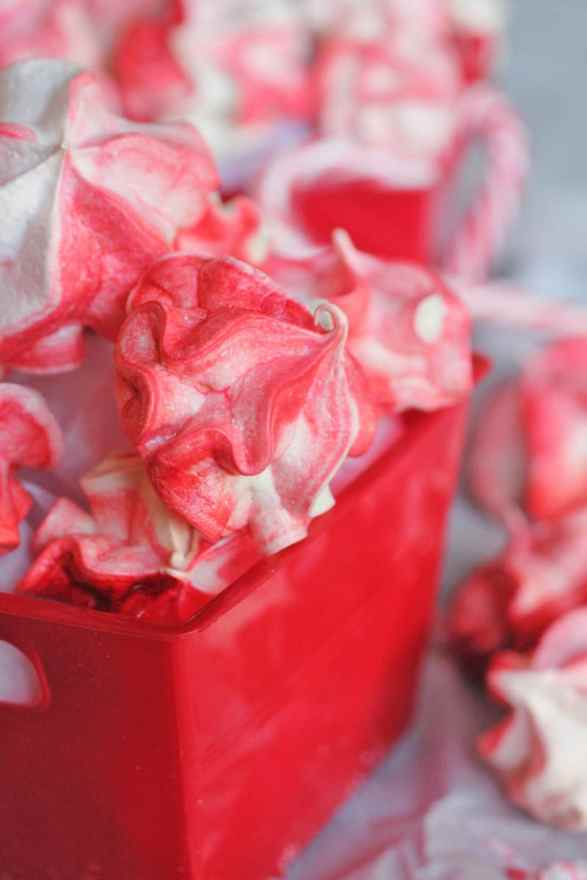 Peppermint Meringues Recipe | Brown Sugar