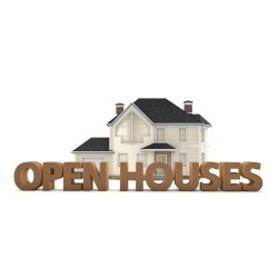 Small Crop Of Open Houses This Weekend