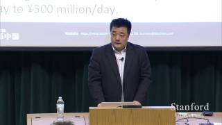 BTC China co-founder talks at Stanford