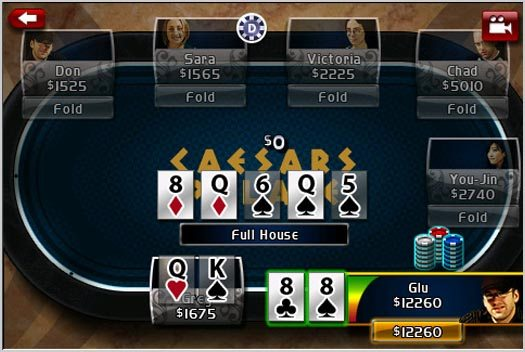 Contest: Win a Free iPhone Poker Game
