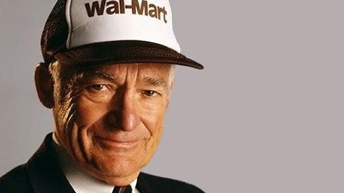 Sunday Snippet: Sam Walton, Founder of Walmart