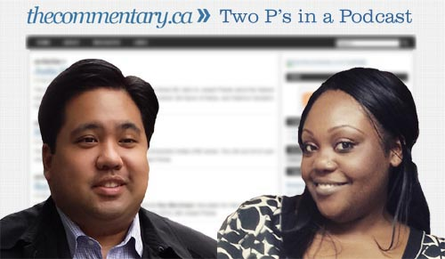 Interview with Joseph Planta and Jackie Pierre (Two P's in a Podcast)