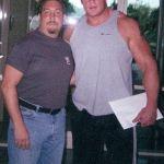 Signed Brock Lesnar Items